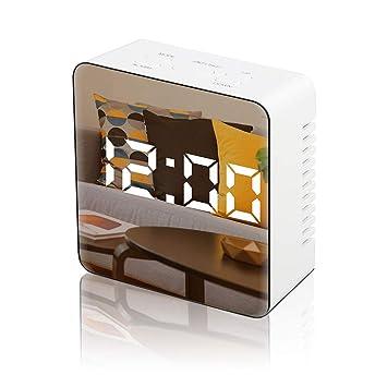 Amazon.com: Dr. Prepara el reloj despertador digital ...