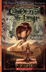 The Akhenaten Adventure (Children of the Lamp #1)