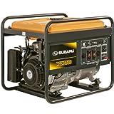 Subaru RGX6500 12.0 HP Gas Powered Industrial Generator, 6500W