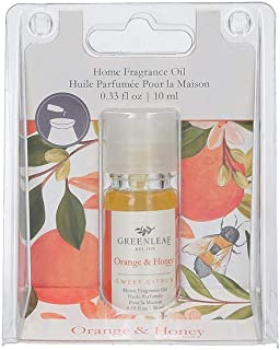 product image for Greenleaf Home Fragrance Oil - Orange & Honey - Lasts Up to 80 Hrs - Made in The USA