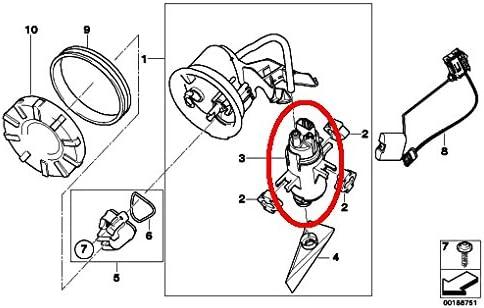 Bomba de gasolina R1200RT R 1200 RT inyecci/ón