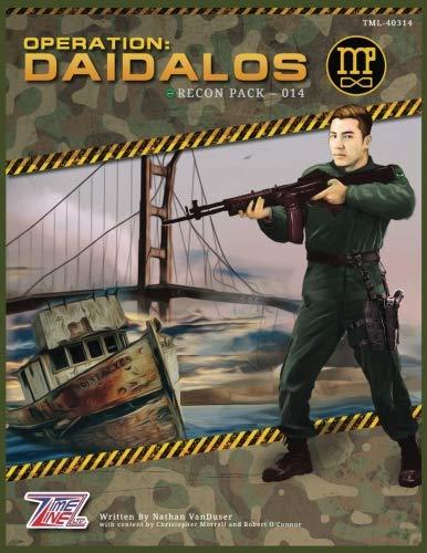 Operation: Daidalos: Recon Pack - -