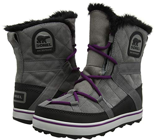 Shortie Sorel Carrire Explorer Glacy Femme Bottes HAWS00