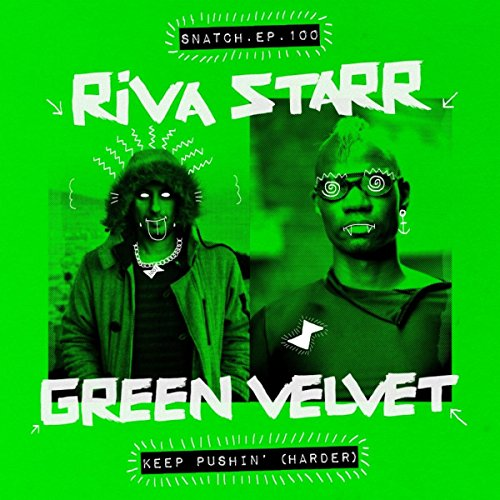 Keep Pushin' (Harder) (Original Mix) (Green Starr)