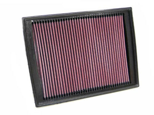 K&N 33-2333 High Performance Replacement Air Filter (Drop In Rv Range)