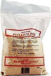 Health Plus Psyllium Husk Bag 12 Oz