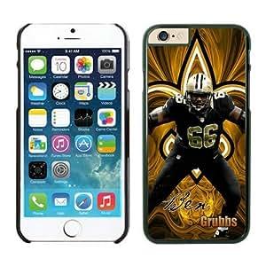Orleans Saints Ben Grubbs Case Cover For LG G3 Black NFL Case Cover For LG G3 14387