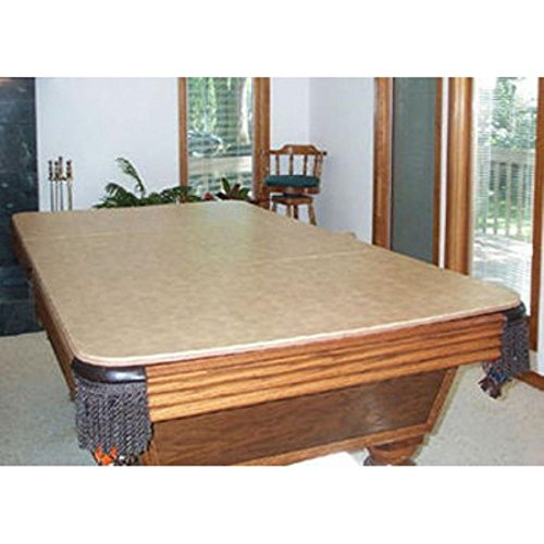Ohio Table Pad Billiard Table Cover   100L X 56W In., Chestnut, Flannel    Buy Online In UAE. | Sports Products In The UAE   See Prices, Reviews And  Free ...