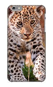 Case Provided For Iphone 6 Plus Protector Case Animal Jaguar Phone Cover With Appearance