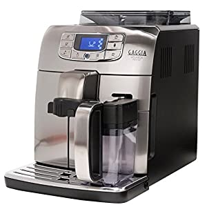 Gaggia Velasca Prestige One-Touch Coffee and Espresso Machine with Programmable Options