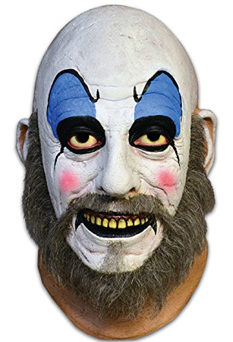 House 1000 Corpses Costumes - HOUSE OF 1,000 CORPSES CAPTAIN SPAULDING MASK