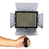 Yongnuo YN-300 LED Illumination Dimming Video Light Lamp SLR Camera DV Camcorder for Canon Nikon + Remote Control