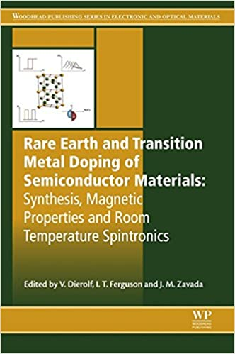 Rare earth and transition metal doping of semiconductor materials rare earth and transition metal doping of semiconductor materials synthesis magnetic properties and room temperature spintronics woodhead publishing fandeluxe Image collections