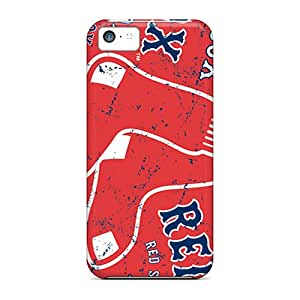 ETz932DrtH HappyDIYcase Awesome Case Cover Compatible With Iphone 5c - Boston Red Sox
