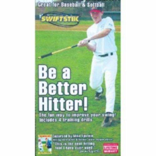 Be a Better Hitter (Swift Softball Baseball)