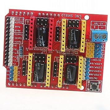 para Kits Arduino CNC v3 Escudo Grabado de la máquina ...