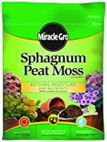 Miracle-Gro Sphagnum Peat Moss, 8-Quart (Discontinued by Manufacturer)