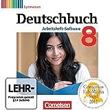 Deutschbuch 8. Schuljahr Gymnasium. Übungs-CD-ROM zum Arbeitsheft