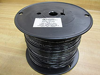 Pirelli Cable Corp E-138070 500 Ft. Spool 14 AWG Wire: Amazon.com ...