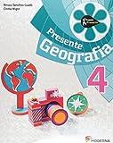 capa de Presente Geografia 4