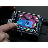 "Adafruit PiTFT Mini Kit - 320x240 2.8"" TFT Touchscreen pour Raspberry Pi"