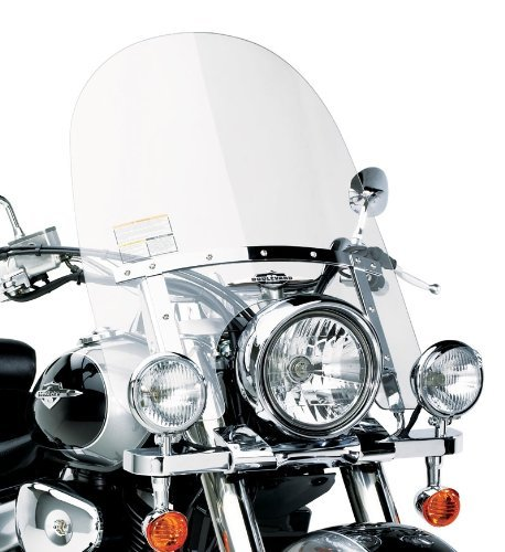 Suzuki Genuine Accessories 05-19 Suzuki VL800B Touring Windshield
