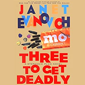 Three to Get Deadly Audiobook