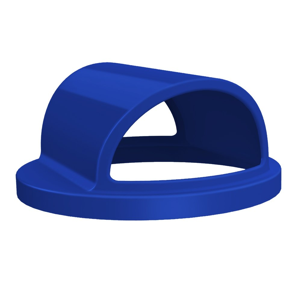 2 Way Lid For 55 Gallon Drum | Blue