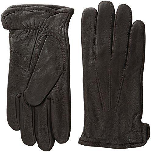 Hestra Mens Leather Gloves: Andrew Deerskin Business Glove