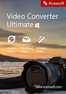 Aiseesoft Video Converter Ultimate ? Offers a great solution to download, enhance, convert and edit videos. [Download]