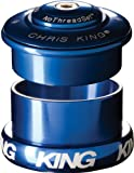 Chris King InSet 5 Headset, 1-1/8-1.5'' 49mm Navy