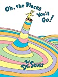 Dr. Seuss's wonderfully wise Oh, the Places You'll Go! is the perfect send-off for grads—from nursery school, high school, college, and beyond! From soaring to high heights and seeing great sights to being left in a Lurch on a prickle-ly perch, Dr. S...