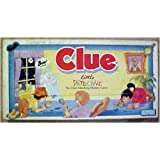 Clue Little Detective The Color-Matching Mystery Board Game
