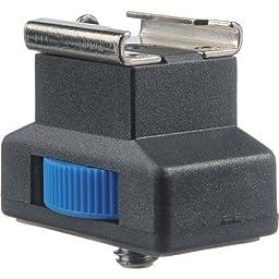 Pearstone Accessory Shoe Adapter w/ 1/4\