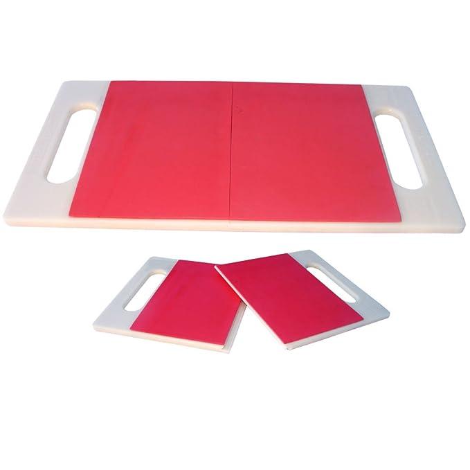 Tofreedomwind Martial Arts Taekwondo MMA Karate Training ABS+EVA Foam 9x12 Breaking Board for self Defense