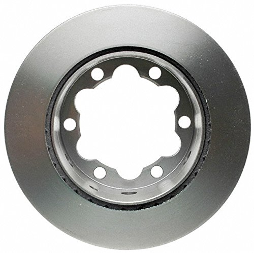 ACDelco 18A2341 Professional Rear Drum In-Hat Disc Brake Rotor