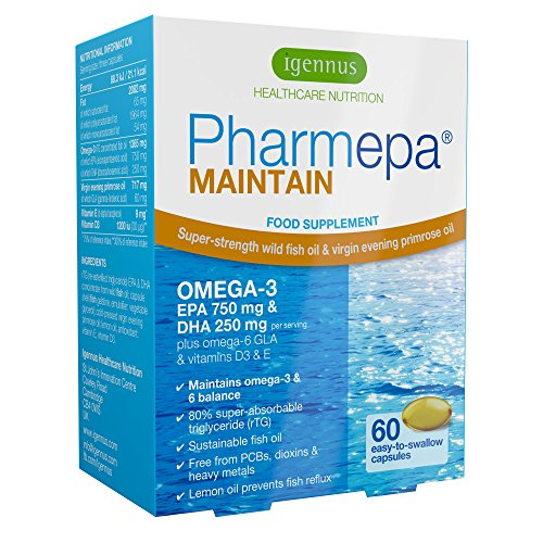 Pharmepa MAINTAIN Strength fast acting softgels