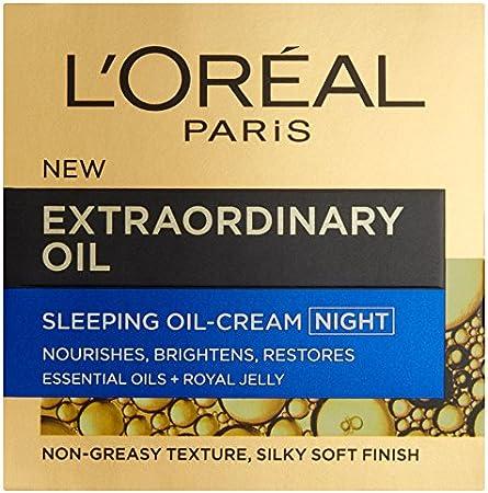 L'Oreal Paris Extraordinary Oil Sleeping Oil-Cream Night 50 ml