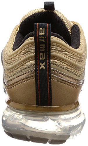 Nike Chaussures 902 Vapormax Sneakers Tissu en Or Femme doré AIR Max AO4542 97 ddXPRrqwx