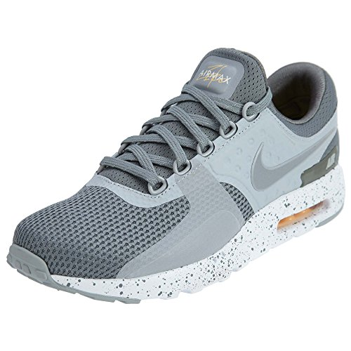 Nike Air Max Zero Premium Sneaker grau/weiß