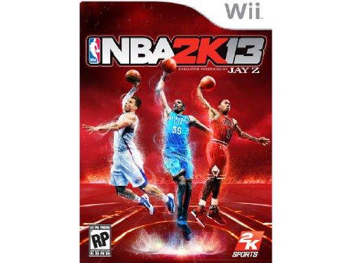NBA 2K13 - Nintendo Wii