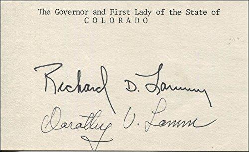 governor-richard-d-lamm-signature-co-signed-by-dorothy-v-dottie-lamm