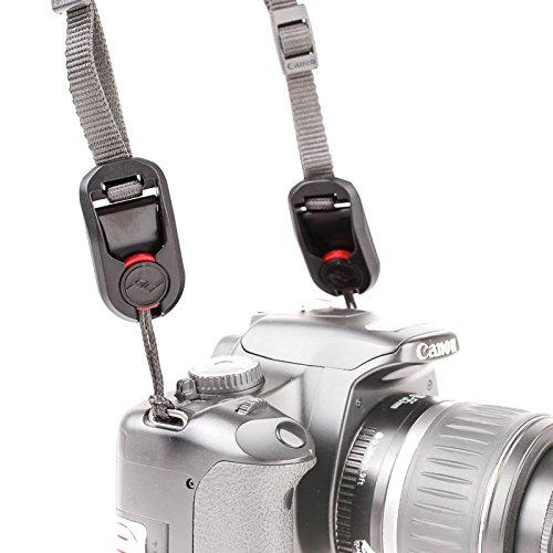 Peak Design Anchor Links Upgrade Kit für markenfremde Kameragurte (Schultergurt / Nackengurt / Tragegurt / Trageriemen)