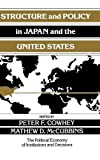 Structure and Policy in Japan and the United States 9780521461511