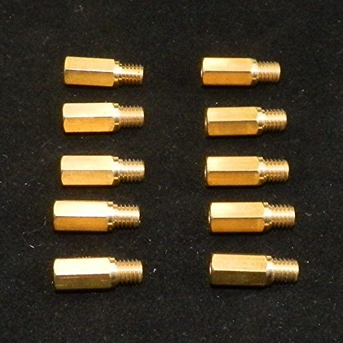 YunShuo Pack of 10 Main Jets for Keihin CVK Carburetor Carb Vergaser From 80-200