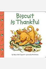 Biscuit Is Thankful Kindle Edition