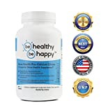 Be Healthy! Be Happy! Bone Health Pro - Calcium Citrate A Superior Bone Health Supplement