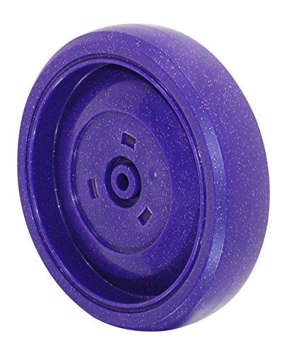 Dyson Wheel, Purple Rear Dc14 - Wheel Dyson Rear