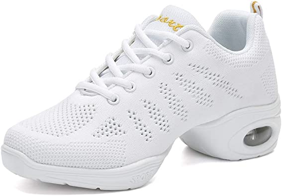 Zapatillas de Deporte Zapatos Profesionales de Mujer con Cordones ...