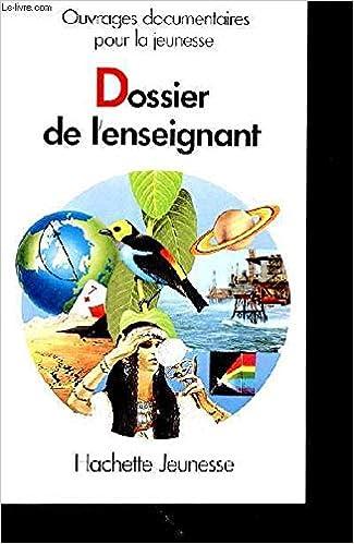 Amazon Fr Dossier De L Enseignant Le Livre De Poche
